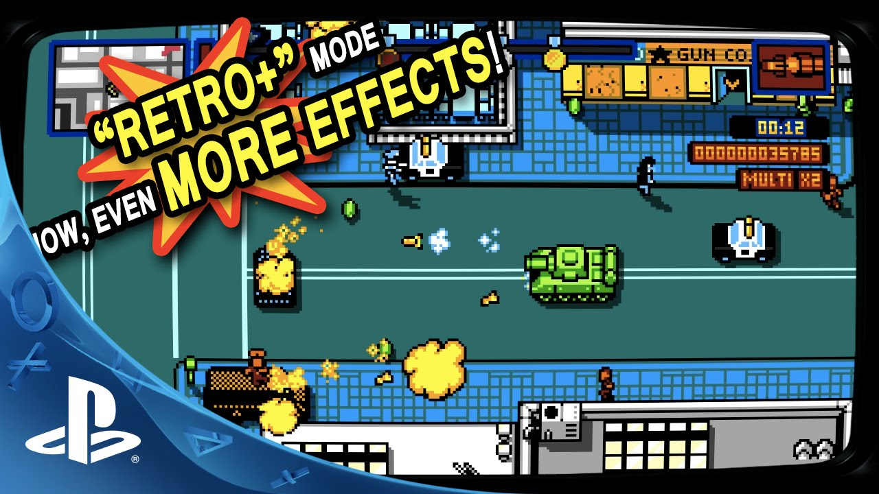 Retro city rampage free download android | Retro City Rampage DX APK
