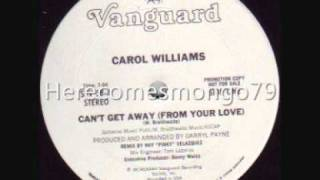 Boogie Down - Carol Williams - Can