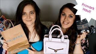 Primark Haul with MissFDMakeup! Thumbnail