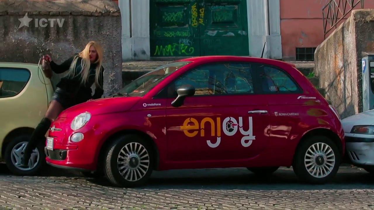 Трудности парковки: как украинцы осваивали дороги Рима ...