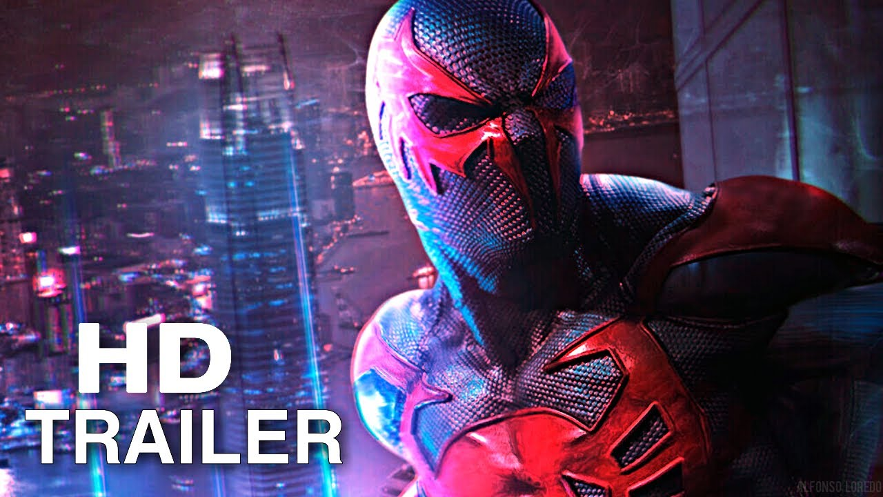 SPIDER-MAN 2099 - Teaser Trailer Concept (2022) Grant Gustin Marvel Movie