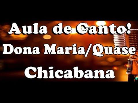 karaoke Dona Maria / Quase - Chicabana