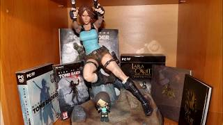 Lara Croft and the Temple of Osiris - Gaming Heads statue - Unboxing [HD]