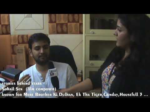 Sohail Sen ( film composer ) || Talks...