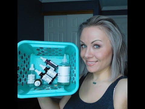 Skincare Updates: The Ordinary!