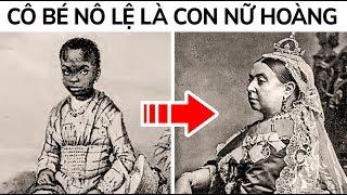 Cô Gái Nô Lệ Châu Phi Trở Thành Công Chúa Hoàng Gia Anh