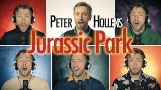 Jurassic Park - End Credits - Acappella - Peter Hollens