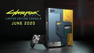 Cyberpunk 2077: Xbox One X Limited Edition - Official Trailer (2020)