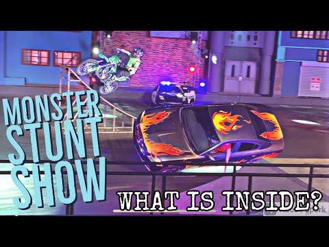 Global village 2020 Stunt show – highlights/whats inside? / Dubai