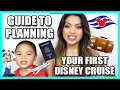 Guide to Planning Your First Disney Cruise