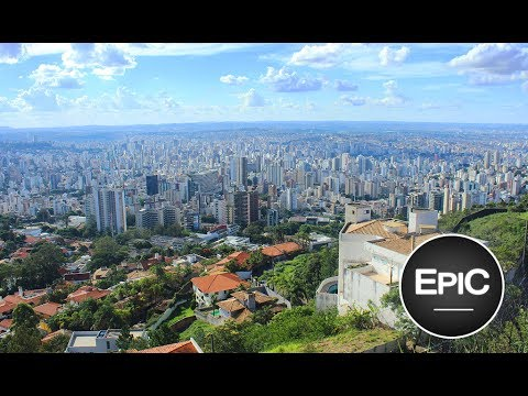 Quick City Overview: Belo Horizonte, Brasil (HD)