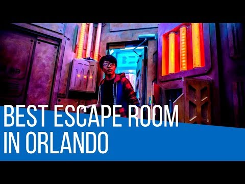 Best Escape Room Orlando (Ultimate Guide for Beginners - Episode 43)