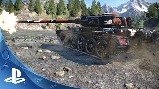 World of Tanks - Motherland Calls -  Special Ops Dev Diary | PS4