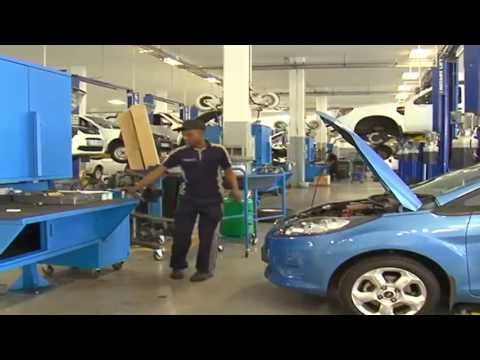 Jeff Nemeth, President & CEO Ford motor co Southern Africa -- Part 2