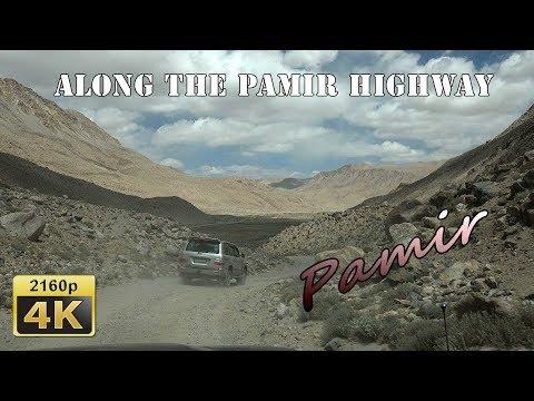 Crossing the Khargush Pass to the Yashikul - Tajikistan 4K Travel Channel
