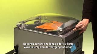 Henkelman Vakuumiergerät Lynx - mehr auf www.pkelektronik.com   PK Elektronik GmbH