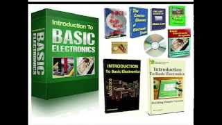 How To Learn Basic Electronics Quickly, Basic Electronics Course, Electronics For Beginners Tutorial