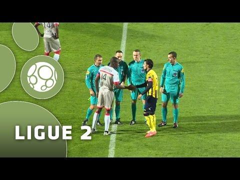 AC Arles Avignon – Valenciennes FC (1-2)  – Résumé – (ACA – VAFC) / 2014-15