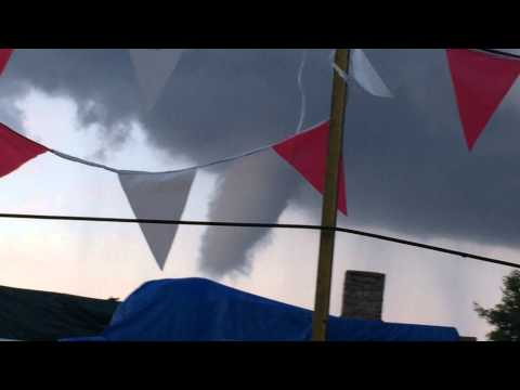 Morgantown WV Funnel Cloud maybe?
