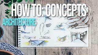 How to Develop Innovative Architectural Concepts