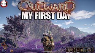 Outward - My First Day! (Co-Op RPG game)