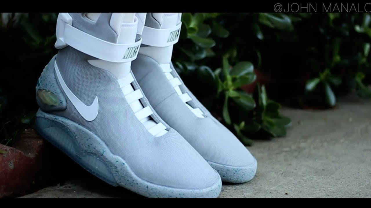 2011 Nike Air Mag Touch Up What?!
