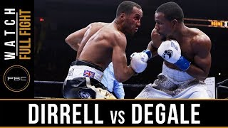 FULL FIGHT: James DeGale vs Andre Dirrell - 5/23/15 - PBC on NBC