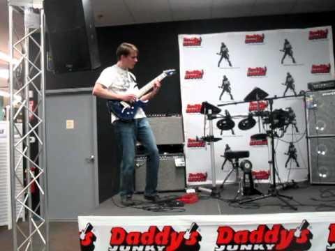 V. Litvin - Healing your mistake... (Live at Open Mic Daddy's Junky Music  in Dedham)