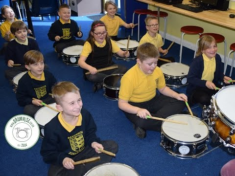 DrumWise Junior Percussion Workshops | AVAILABLE TO BOOK NOW