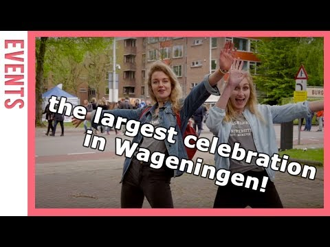5th of May - Liberation Day in Wageningen | WUR