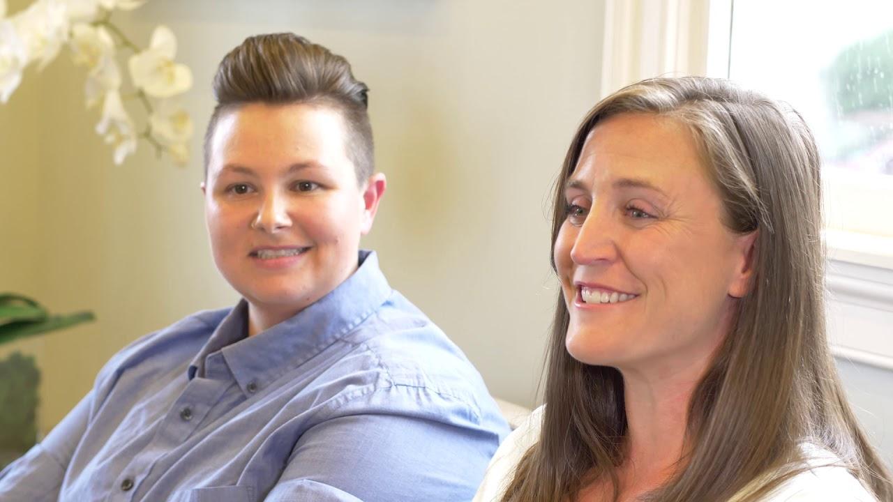 Rachel & Titine | A Reciprocal IVF Story | LGBTQ+