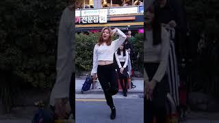 2018.10.21&걷고싶은거리&홍대&콩불앞&버스킹&Lucid(정주)&by큰별