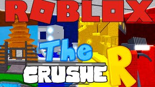 DON'T GET CRUSHED BY THE CRUSHER! | Roblox Minigame