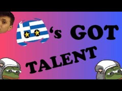 Το Ελληνικό Discord's got talent! (1ο Μέρος)