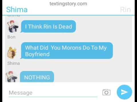 Ah Shit//Bon Texts