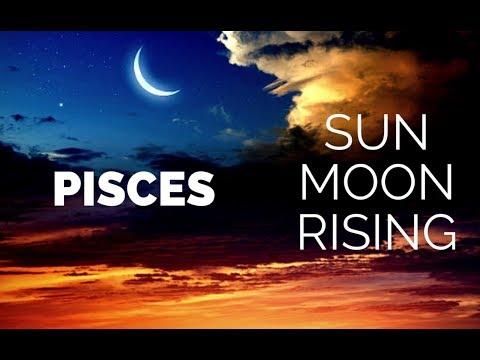 Pisces Sun | Pisces Moon | Pisces Rising (Ascendant) | Hannah's