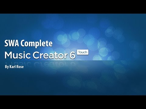 SWA Complete Music Creator 6 Touch (7/24)