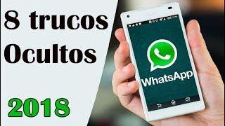 8 Trucos ocultos de WhatsApp  que acaban de salir 2018