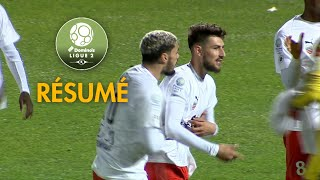 Red Star  FC - AS Béziers ( 0-3 ) - Résumé - (RED - ASB) / 2018-19