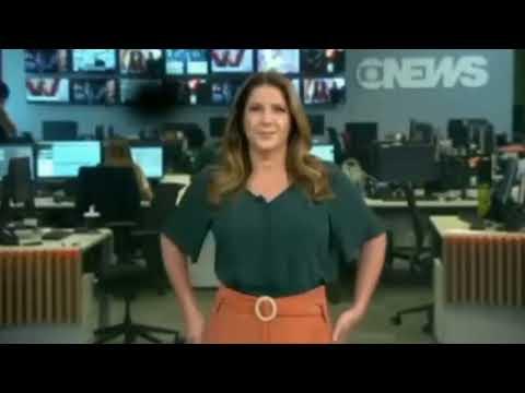Vazou o video da Christiane Pelajo que surta ao vivo no estúdio da GloboNews