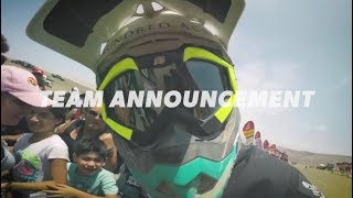 Team Races 2 Places - Team Announcement for Africa Eco Race 2020