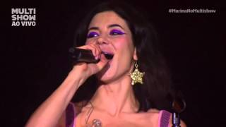 Marina and The Diamonds Lollapalooza Brasil 2016