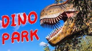 Смотреть видео Куда пойти с ребенком в Москве. Обзор парка динозавров Динопарк и ICE - парка в Крылатском онлайн