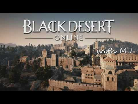 Black Desert with MJ: Touring Calpheon