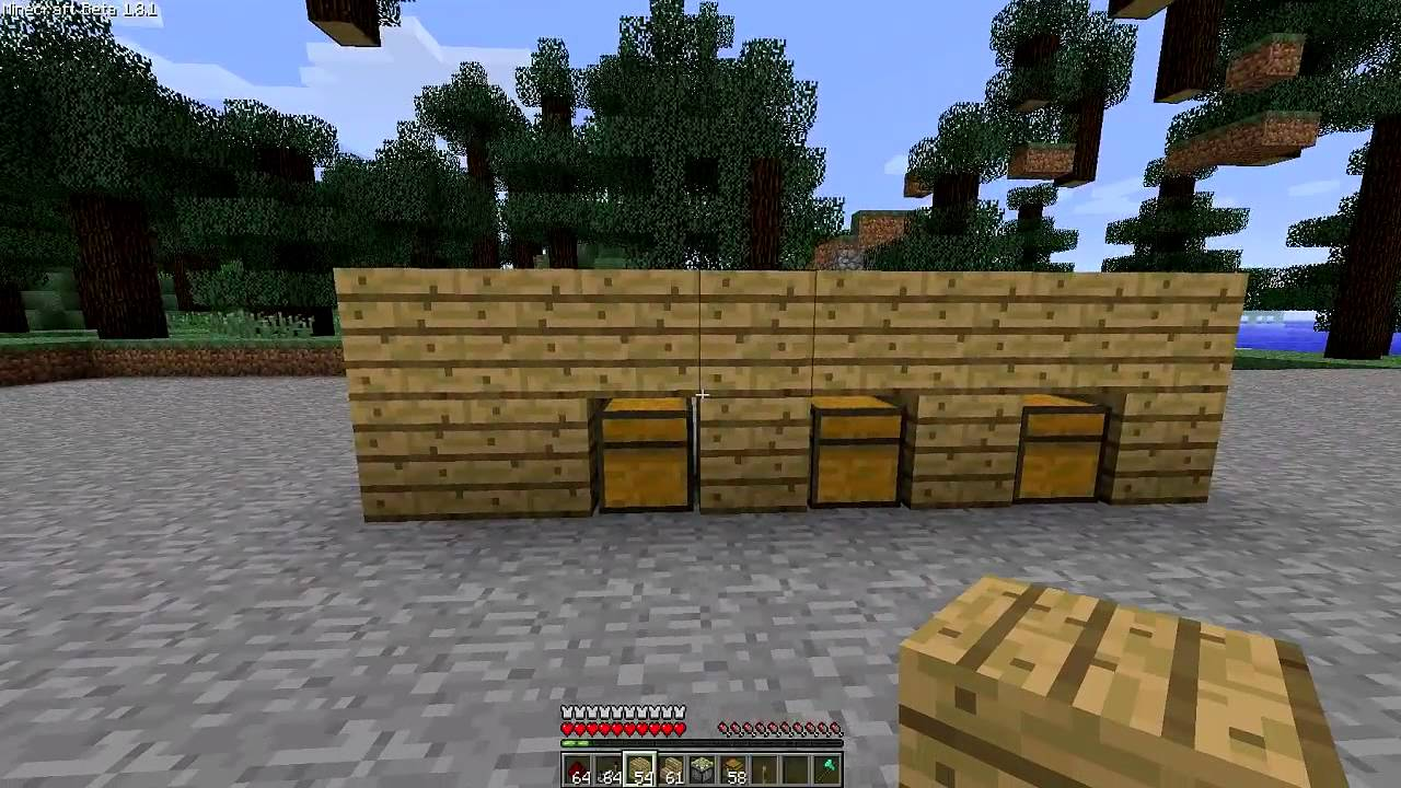 how to unlock someones chest in minecraft