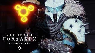 Black Armory Gofannon Forge Opens - Destiny 2: Forsaken
