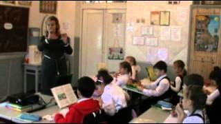 Открытый урок Шевченко О. Ю., учителя начальных классов Харцызской ОШ І-ІІІ ст. № 7