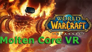 World of Warcraft VR: Molten Core Experience thumbnail