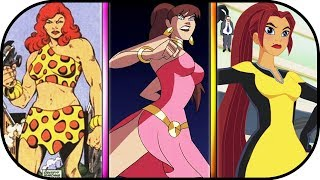 EVOLUTION of GIGANTA in Movies, Cartoons, TV, Video games (1973-2018) DC Justice League 2