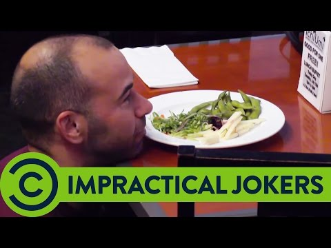 Feeding Frenzy - Impractical Jokers | Comedy Central